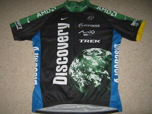 Discovery Channel Trek Nike cycling jersey [XL] TdeF 2007 edition