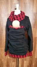 Babywearing Hoodie/Cowl - Fits over your baby carrier with EASE!
