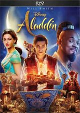 "Aladdin - DISNEY - Will Smith / (DVD) ""SEALED"""