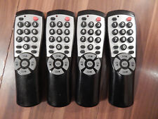 """PRE-OWNED"" LOT OF 4 - BRIGHT STARS (BR100B) -  REMOTES CONTROLS"