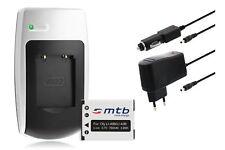 Cargador+Bateria NP-45 NP45 para Fuji Fujifilm FinePix Z115, Z950 EXR