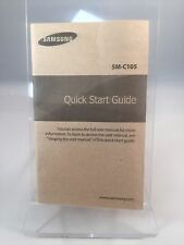 Brand New Original Samsung Galaxy S4 Zoom C105 Quick Start Phone Guide