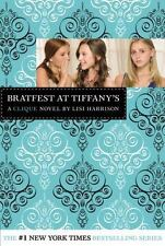 The Clique: Bratfest at Tiffany's No. 9 by Lisi Harrison (2008, Paperback)
