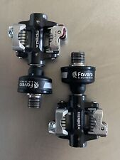 Favero Assioma DUO Power Meter Pedals with MTB and Road Pedal Bodies