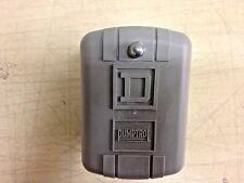 Square D Pumptrol Pressure Switch, 9013FSG2J21, Pre-set 30 On 50 Off