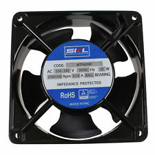 Universal Fridge Refrigerator Square Cooling Fan Motor 240v 120 X 120 X 38mm