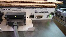 Qualstar 501567-02-8 SCSI Interface Module + Q-Link From RLS 8204 RORKE DATA