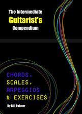 Guitar Theory Book - Intermediate Guitarist's Compendium, Guitar Chords, Scales
