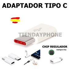Adaptador Micro USB a USB Tipo C [ Carga - Datos - Xiaomi - Samsung - Huawei  ]