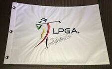 Sung Hyun Park Signed LPGA Golf Flag With Proof