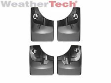 WeatherTech No-Drill MudFlaps for Ford F-150 2015-2020 Front & Rear Set