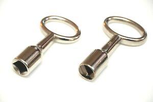 Dornschlüssel Innenvierkant 5, 6, 7, 8, 9, 10 mm Vierkantschlüssel Stec… [#1496]