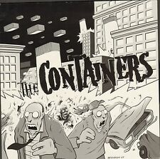 THE CONTAINERS - SOS - 2007 Better Rock Than Roll Entre - CLAUDE 01