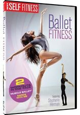 BALLET FITNESS 2 WORKOUTS IN ONE PACK New Sealed DVD SELF Fitness