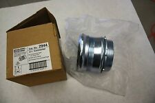 """HUBBELL RACO 3 1/2"""" EMT STEEL COMPRESSION CONNECTOR"""