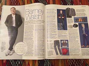 'S' Magazine 05/2017 LORRAINE KELLY Barney Walsh ALEX POLIZZI Yvette Fielding