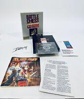 Vintage BATTLE CHESS ENHANCED by Interplay, Big Box For Mac/MPC/IBM Game PC