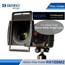 Benro FH100M2B Master 100mm Filter Holder Kit For More Than 16mm Wide Angel Lens