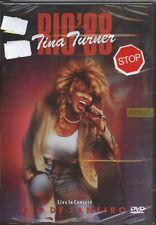 = DVD- TINA TURNER - RIO'88 - LIVE IN CONCERT RIO DE JANEIRO  /sealed
