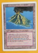 Vintage Magic | MTG Revised/3rd Edition Volcanic Island | MP Condition, RARE!!!