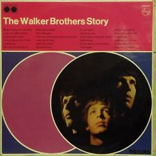 THE WALKER BROTHERS 'THE WALKER BROTHERS STORY' UK DOUBLE LP