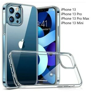 For Apple iPhone 13 13pro 13 pro max 13 mini TPU Case Cover Shockproof Silicone