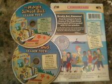 The Magic School Bus: Season 4 (DVD, 2015, 2-Disc Set) Like New, ships FREE
