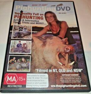 Pig Hunting Australia Issue 3 DVD