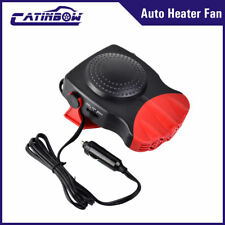 12V 2in1 150W Car Truck Auto Heater Hot Cool Fan Windscreen Demister Defroster