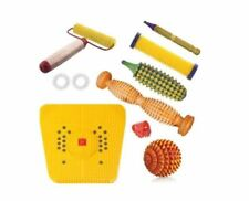Acupressure Tools Kit Combo with Power Mat Massager Set of 9   Acupressure