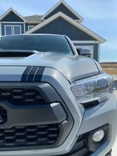 Tacoma Upper Grille 3 Racing Stripe Decals Trd Universal Grille Racing Stripes