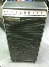 "Diason 50 ""Tallboy"" Vintage Guitar Amplifier - Made in Melbourne by Goldentone 1"