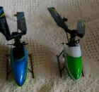 Wltoys v911s and v988 flybarless rtf rc helicopters