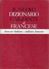 E3 Il nuovo Dizionario Garzanti di Francese 1992