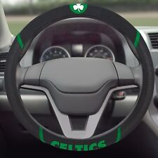 Boston Celtics Embroidered Steering Wheel Cover