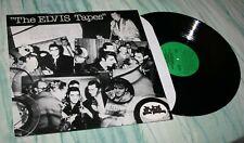 ELVIS PRESLEY-THE ELVIS TAPES+ ELVIS LIVE 1961 FLEXI