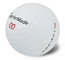 100 Taylormade Project A AAAA/Near Mint Grade Golf Balls *Free Tees!*