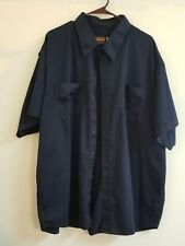 Jesse James Industrial Work Wear Mens 3XL Navy Pre-owned Really Nice!