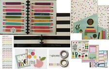 Intelligence Of A Teacherbig Happy Planner Box Kit Accessories Covers And Disks