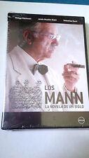 """DVD """"LOS MANN LA NOVELA DE UN SIGLO"""" PRECINTADO 3DVD HEINRICH BRELOER PHILIPP HO"""