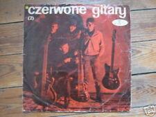CZERWONE GITARY 33 TOURS - (2) (GUITARES)