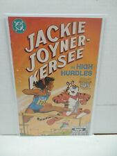 Jackie Joyner-Kersee High Hurdles DC Comic Book Tony Th Tiger Sports Illustrated