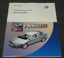 VW Passat B6 Typ 3C  SSP 339 Selbststudienprogramm Stand 03/2005