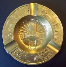 1934 Chicago Worlds Fair COP Walgreens Ashtray