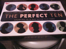 The Perfect 10 Board Game-New In Package/Box