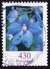 Gestempelte Briefmarken aus der BRD (ab 1948) mit Blumen-Motiv