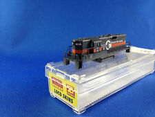 Z Scale, Microtrains Line Gullford Rail System Locomotive Shell, road #52