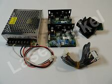 30Kpps laser scanning galvo galvanometer scanner set ILDA