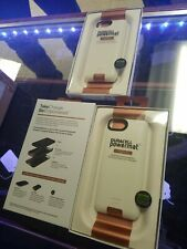 3- Duracell Powermat SnapBattery - Backup Battery for Apple iPhone 5 (White) X3