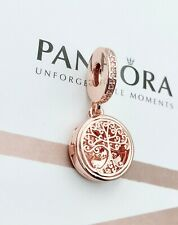 Pandora Rose Gold Family Roots Dangle CZ Charm 781988CZ